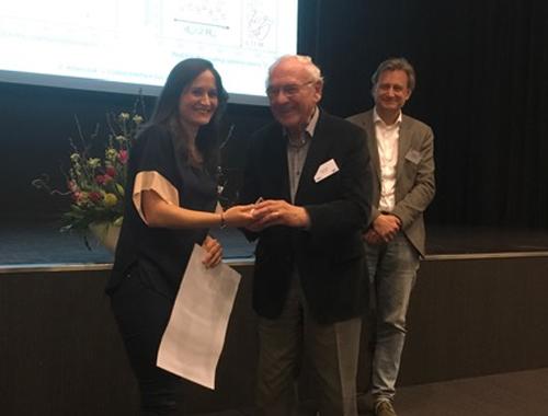 Challa Award Dutch Polymer Days